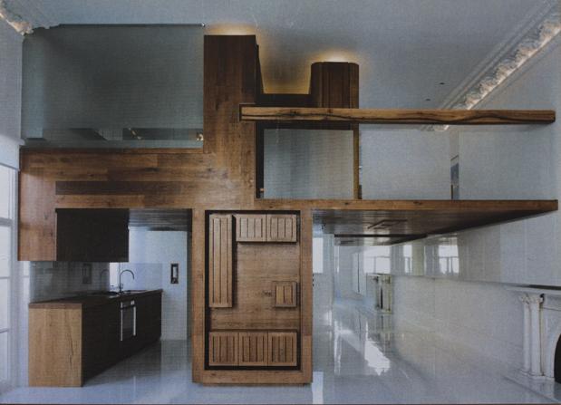 Project Details Mezzanine Floor Creation Architectural